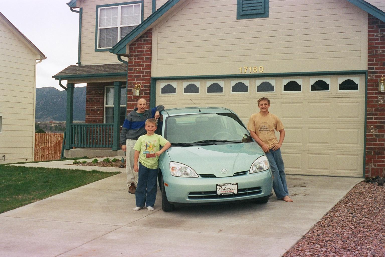 John's Stuff - Toyota Prius Owner - Brian