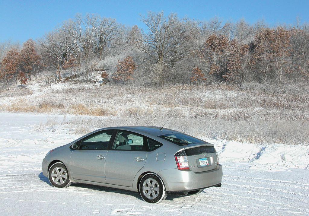 Prius Snow 109 110 111