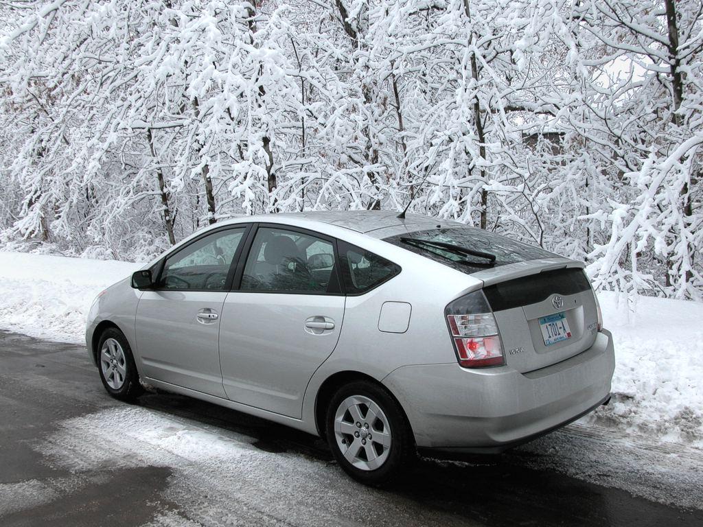 Prius Snow 145 146 147
