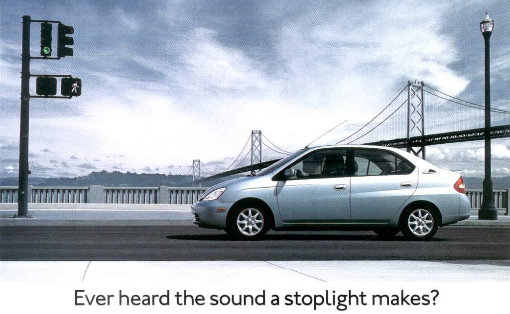 John S Stuff Toyota Prius Advertisement Scans 1