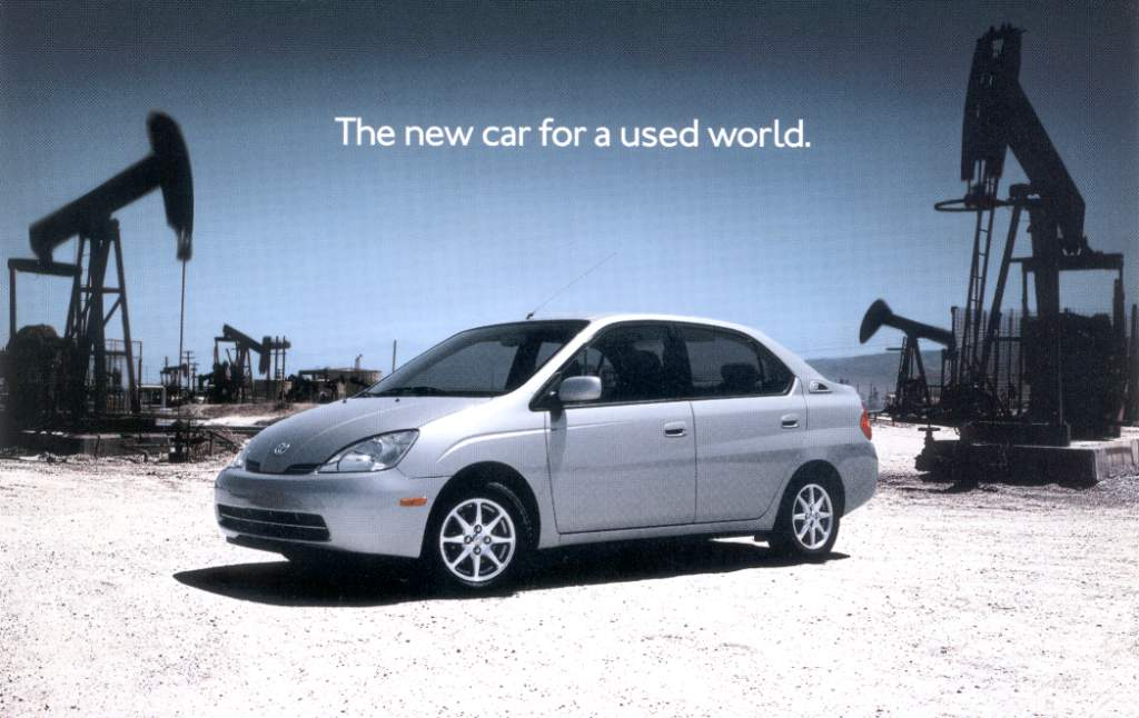 John S Stuff Toyota Prius Advertisement Scans 1